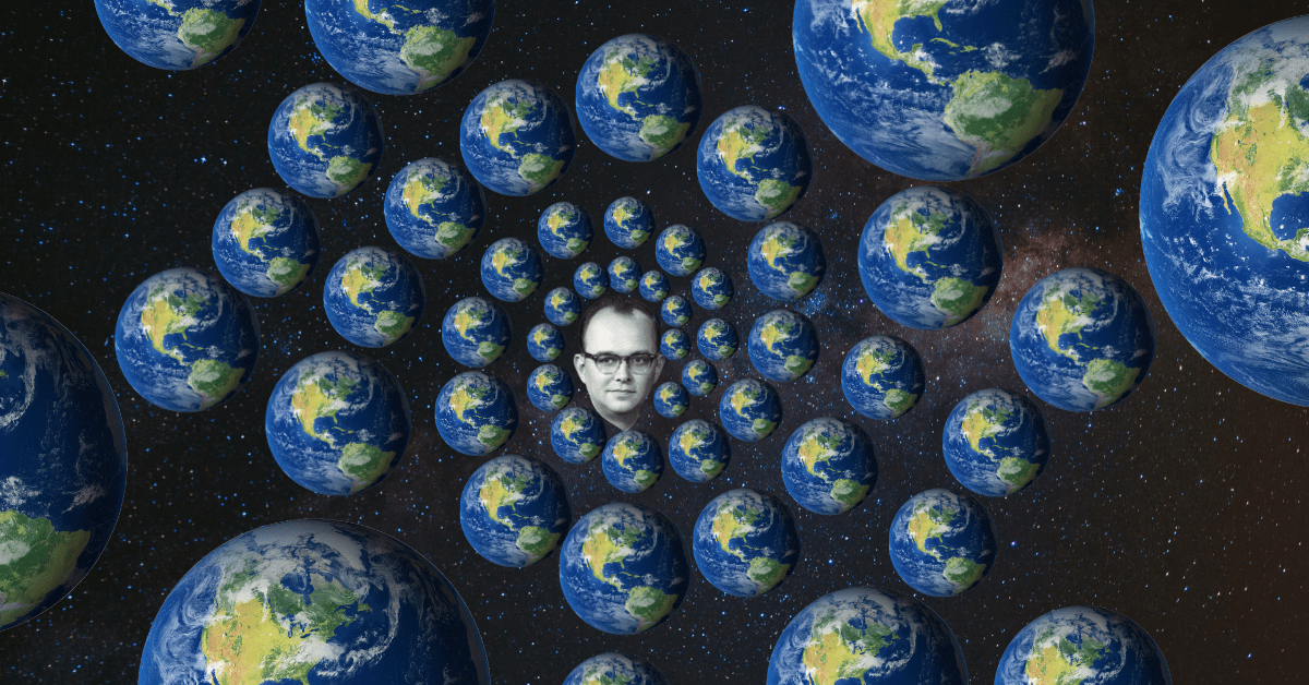 Meet the scientist who thinks we all exist in multiple universes