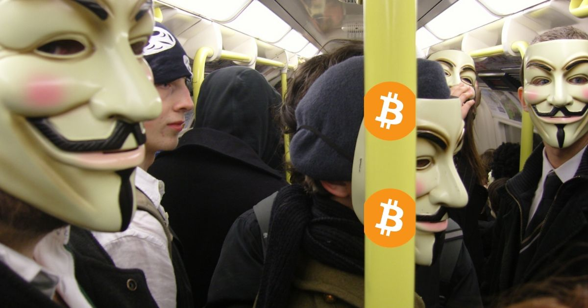 Anonymous supposedly resurfaces to donate $75M in Bitcoin to privacy tech