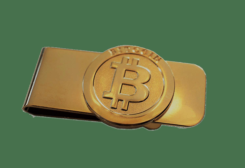 money clip, bitcoin, fiat