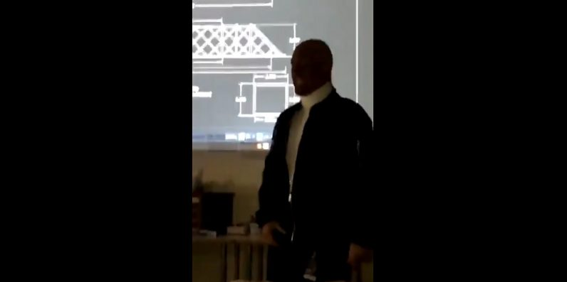WTF: A California teacher wore blackface in class to rap about AI