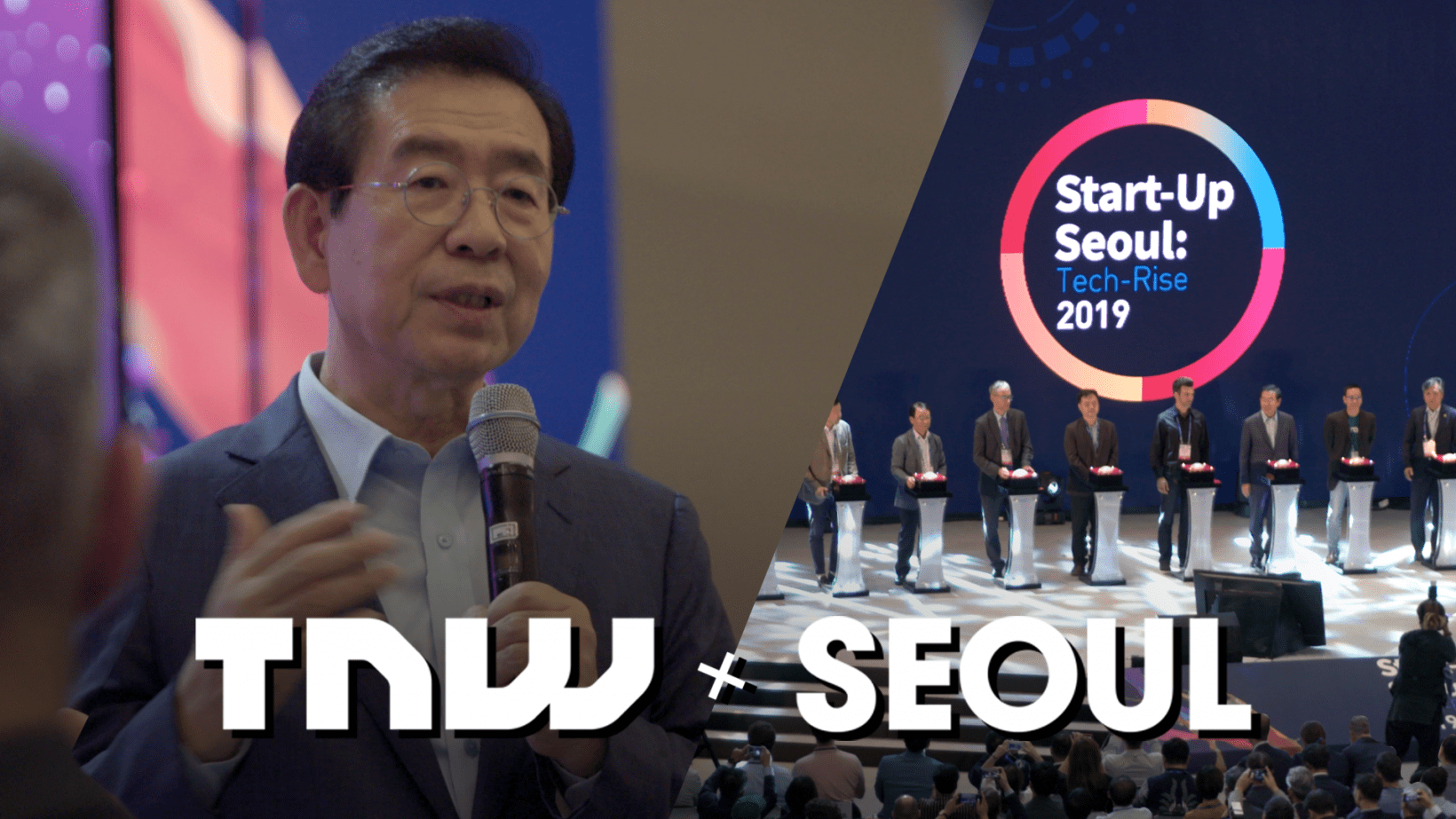 Watch the highlights from Seoul's leading startup event