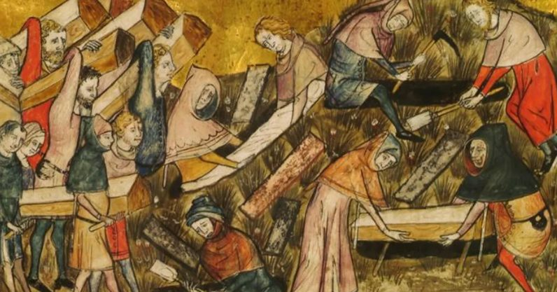 How humans survived the plague for millenia