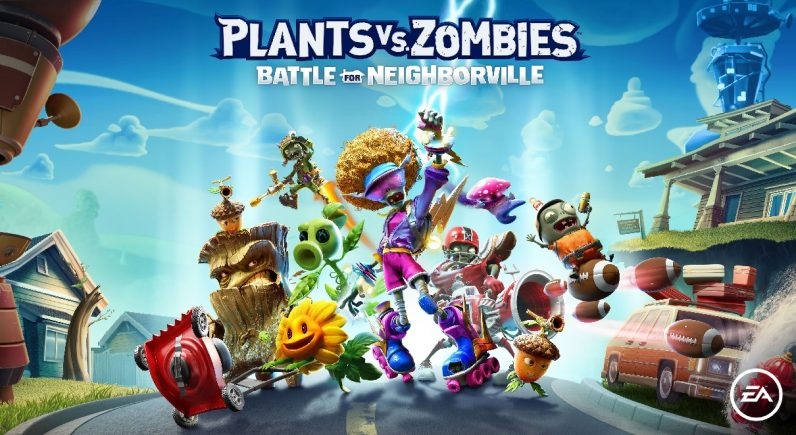 The Modern Warfare reboot is alright, but its no Plants vs Zombies: Battle for Neighborville