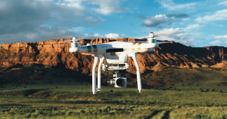 Helpful drones can track wildfires, count wildlife, and map plant colonies