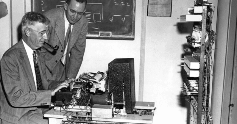 How Cold War rivalry helped launch the Chinese computer