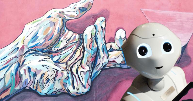 Human art evades understanding so how will we ever 'get' machinic art?
