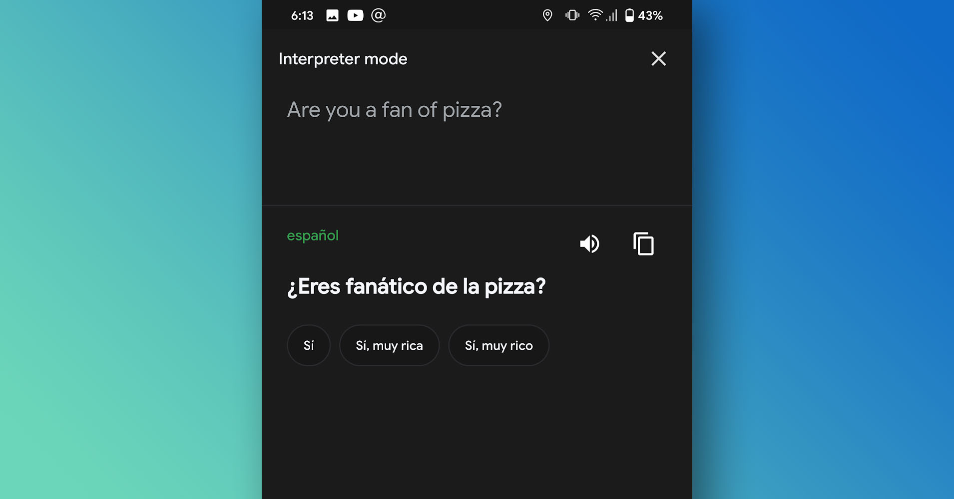 Google Assistant can now perform real-time translations on your phone