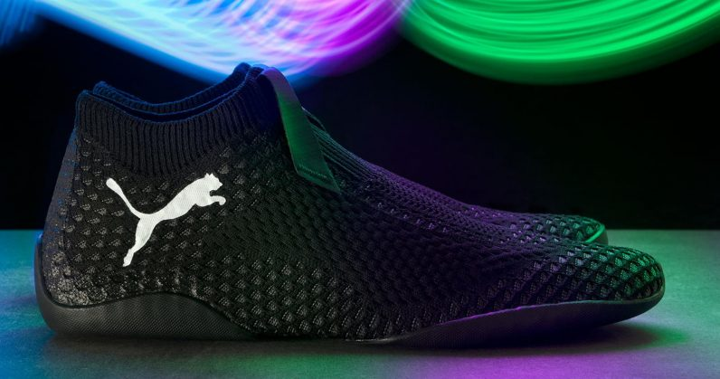 Puma launches a pair of $100 gaming shoes