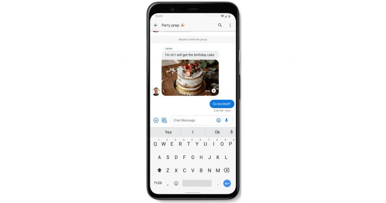 iMessage-style texting is now available on Android across the US – here's how to get it