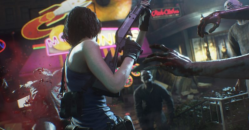Resident Evil 3 Remake is real — and it's coming out in April