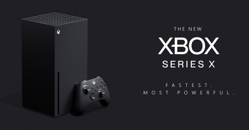 Xbox Series X photos allegedly leak on Twitter