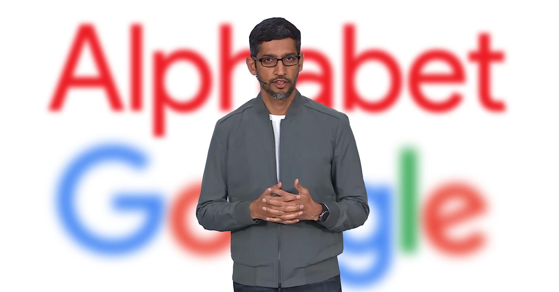 Alphabet joins the trillion dollar club