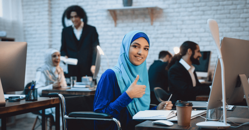 This Egyptian NGO makes workplaces more accessible for people with disabilities