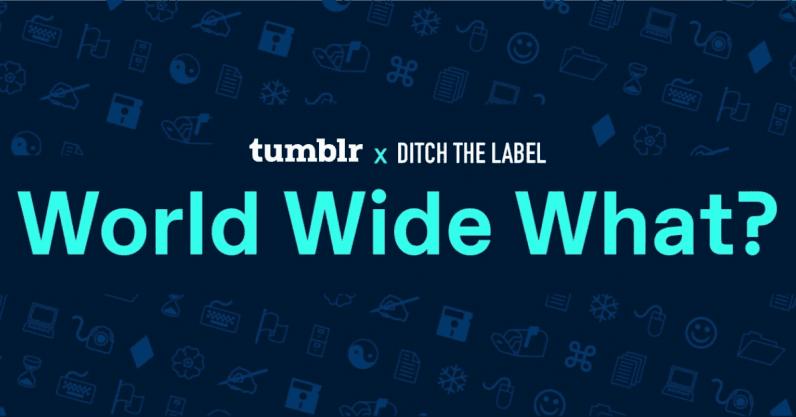 Tumblr's literacy initiative wants to educate people on misinformation and cyberbullying