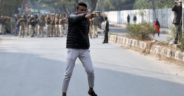 Facebook takes down profile of suspect who shot at students in India