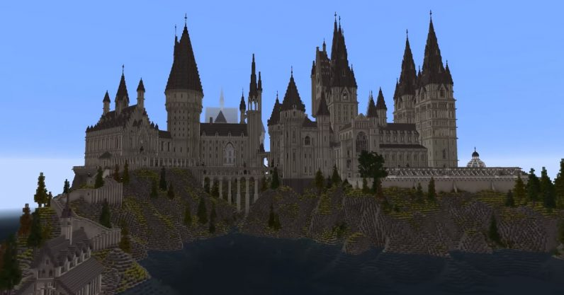 You can finally attend Hogwarts thanks to this massive Minecraft mod
