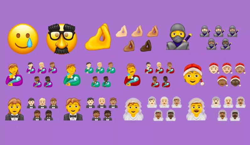 Coronavirus means no new emoji in 2021