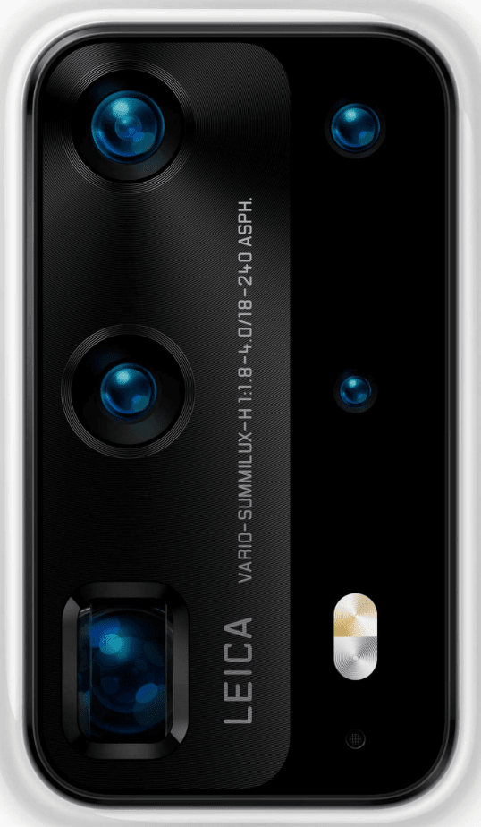 Huawei P40 Pro leak shows off superzoom lens and reserved ceramic design