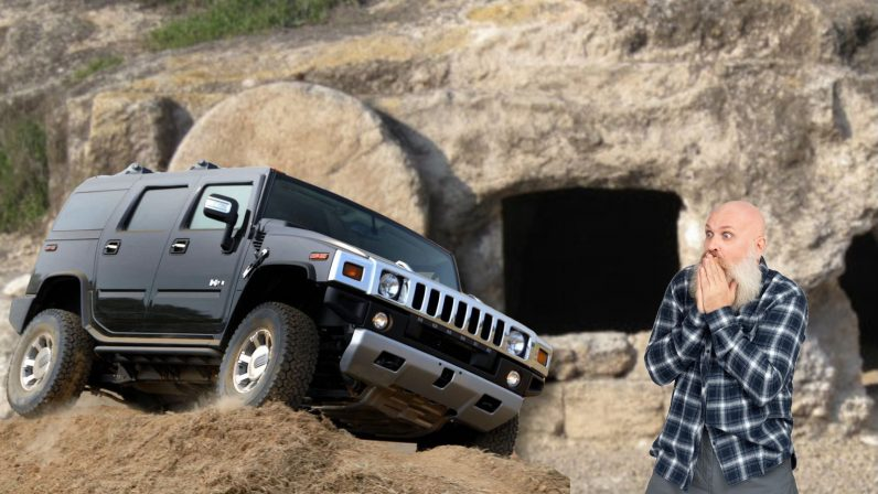 Report Hummer To Be Resurrected As An Electric Pickup Truck