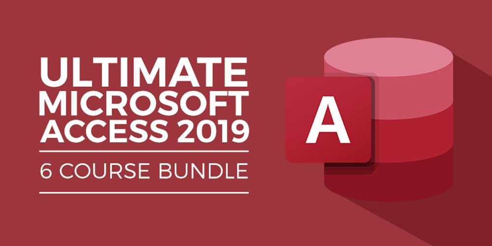 Microsoft Access can change the way you work with data. Master it for $30