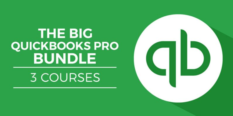 This QuickBooks training will shore up your business accounting for under $30