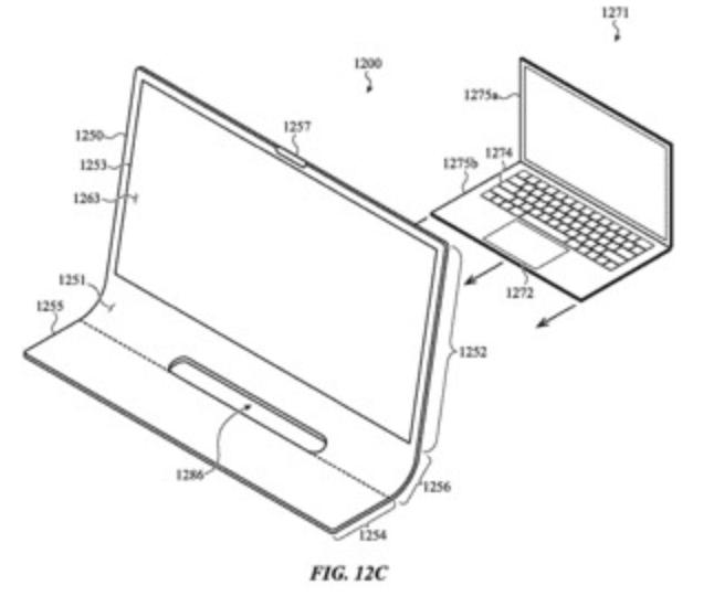 single glass sheet iMac macbook