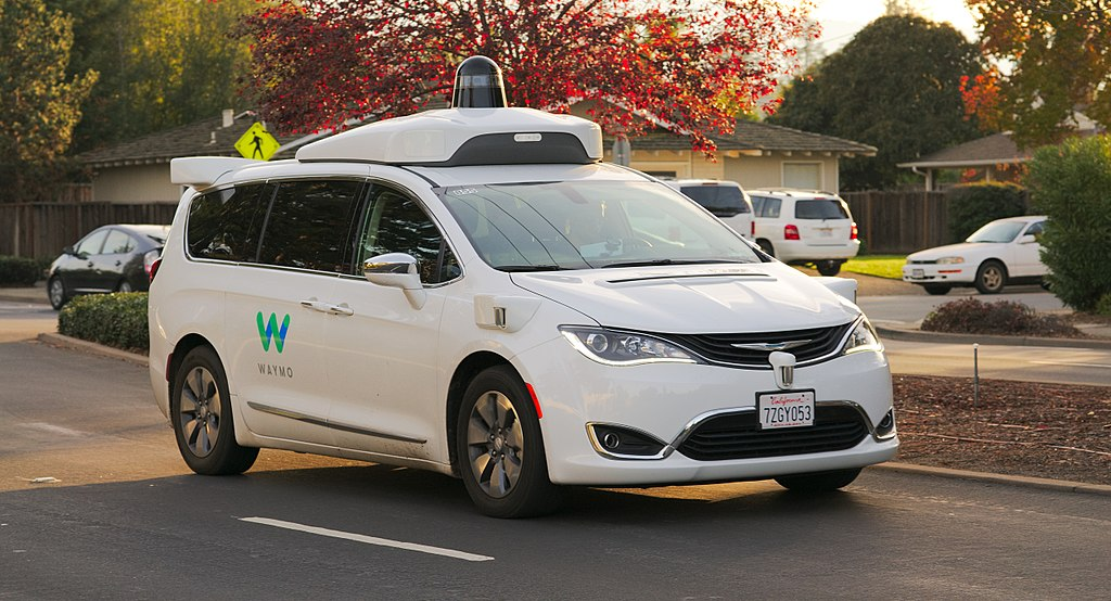 google, waymo, self-driving, car