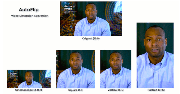 Google's new AI can intelligently crop videos for any screen size