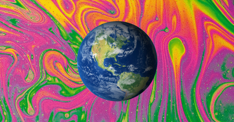 Scientists: Psychedelics have the potential to help us save the planet