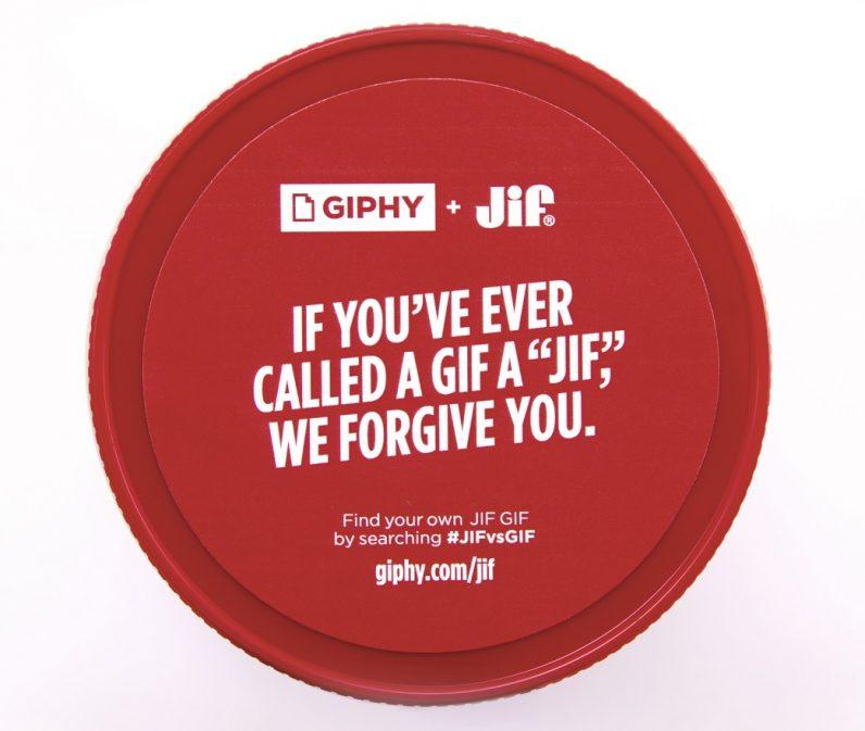 Giphy Jif Peanut Butter Jar Lid