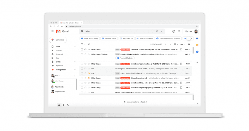 Gmail's new search filter feature will ...