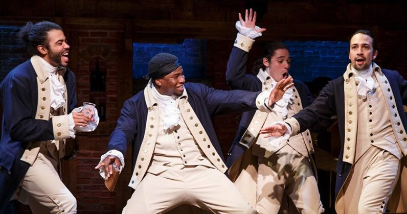 Disney+ snags Hamilton: The Movie
