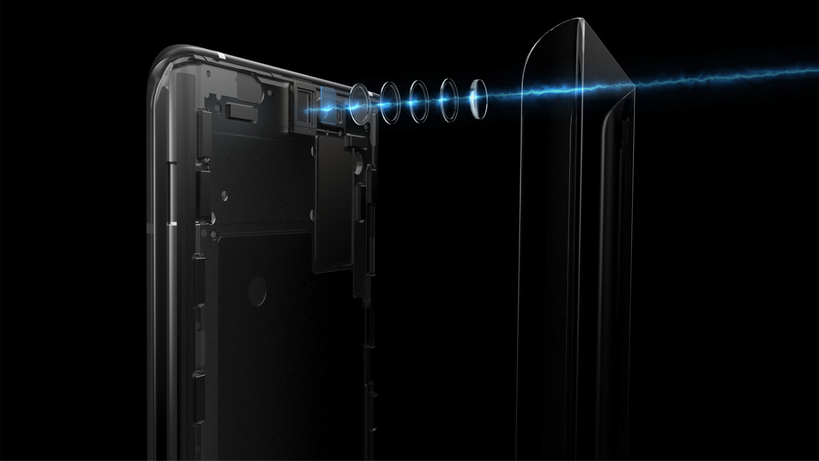 Vivo claims to have fit a 16-megapixel selfie camera underneath its display, completely hidden from view