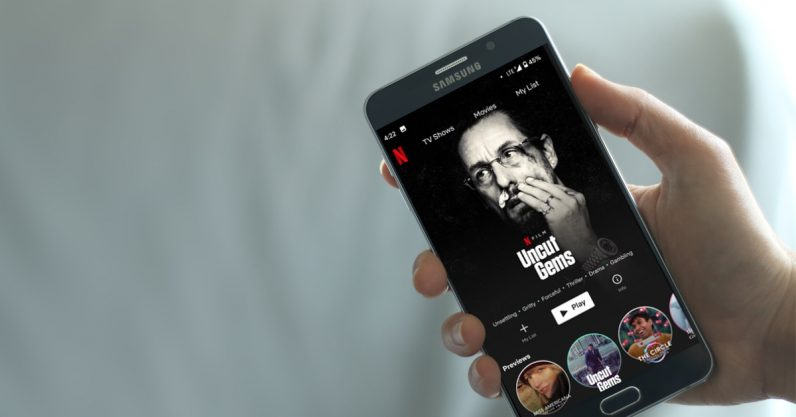 How to save data while watching Netflix on Android