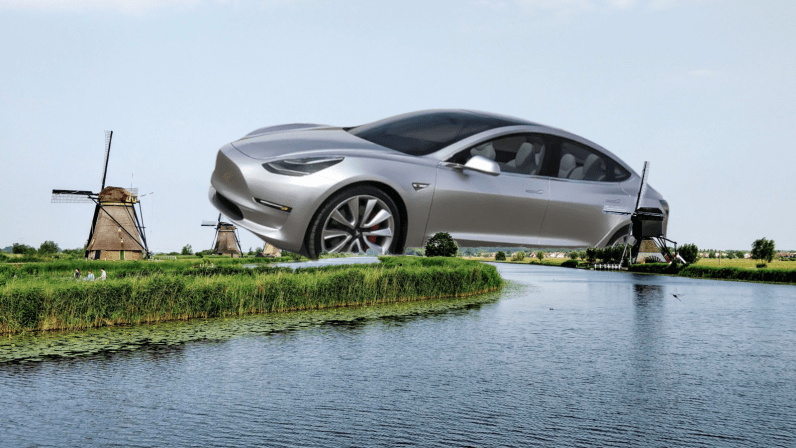 EV fans deplete Dutch gov's €10M electric vehicle grant in just 8 days