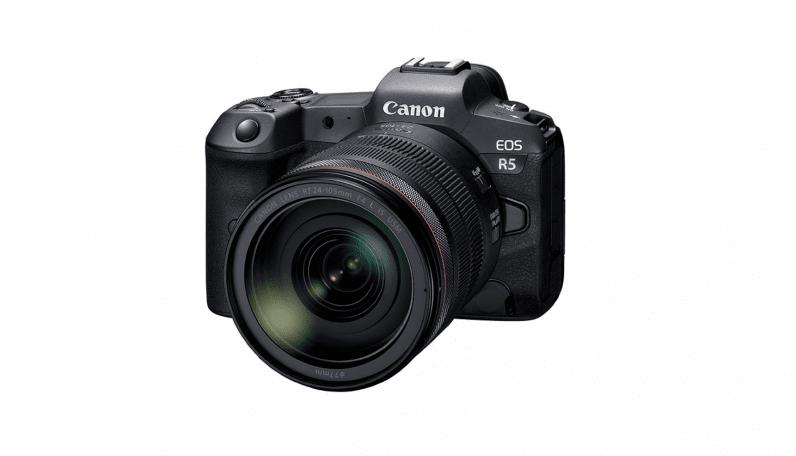Canon announces the EOS R5, fixing the original's biggest problems
