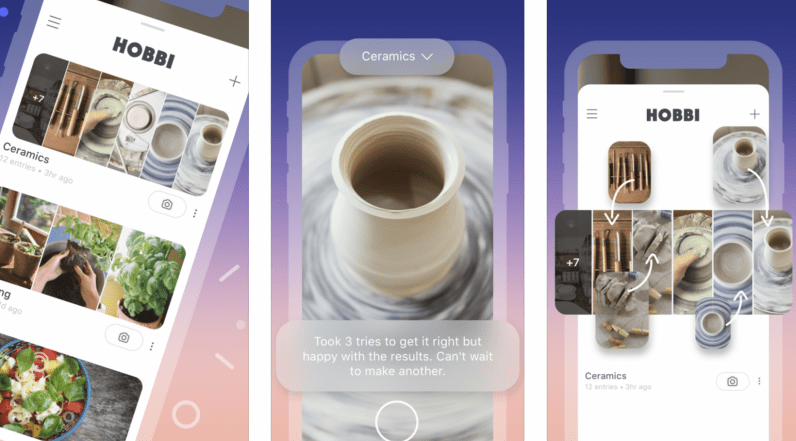 Facebook just released a Pinterest-style app called Hobbi