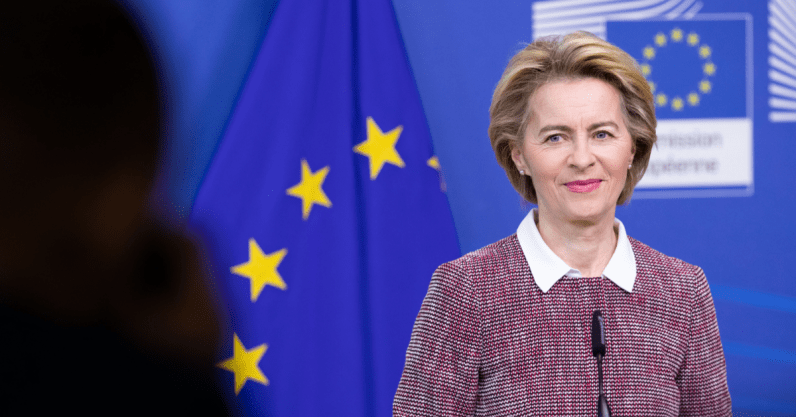 EU wants to create a single market for European data