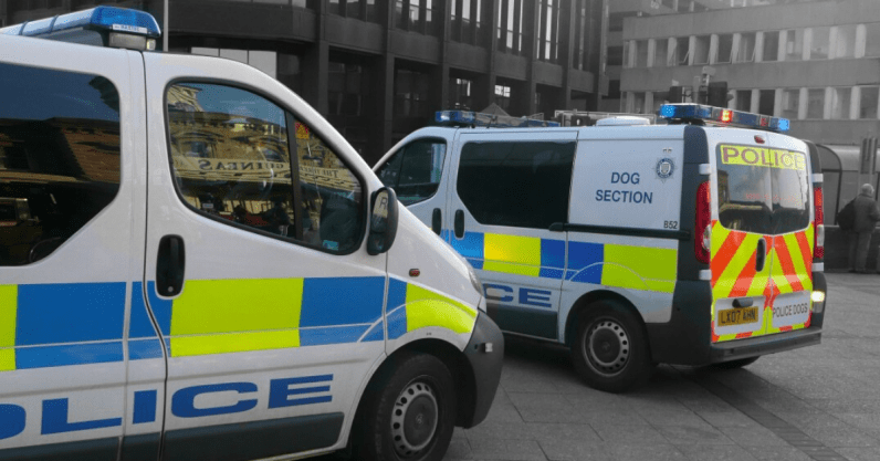 UK police are using AI to predict ...