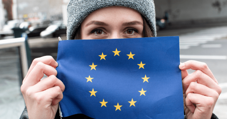 Oh great, the EU has ditched its facial recognition ban