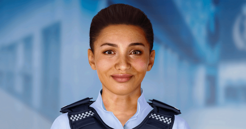 New Zealand's first AI police officer reports for duty