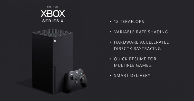 Microsoft finally shows us the Xbox Series ...