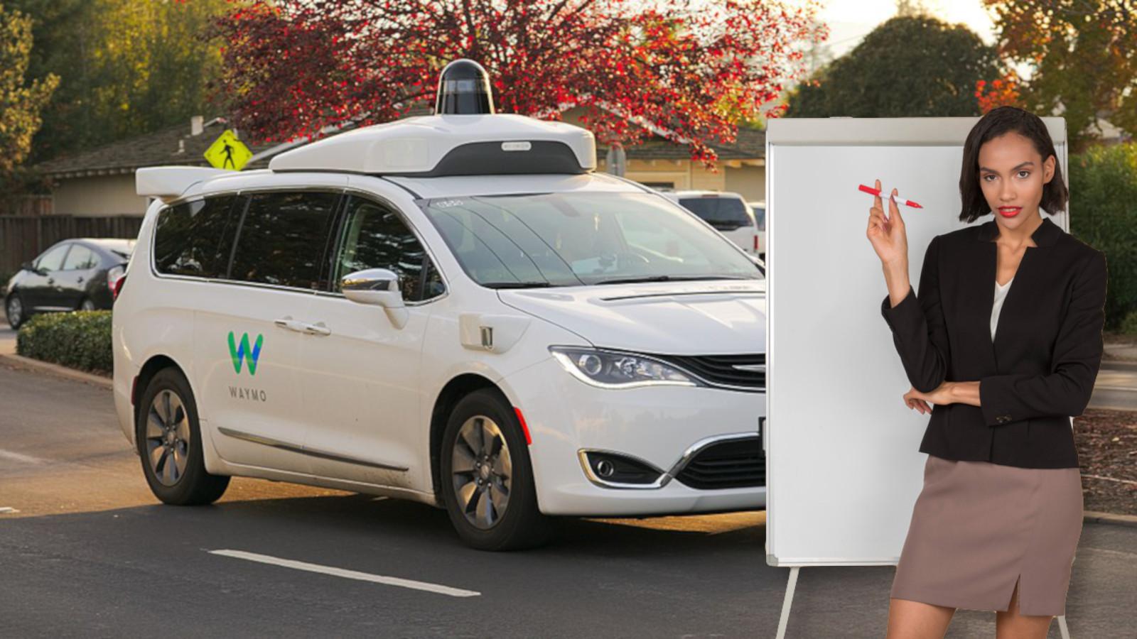 autonomous, driving, teacher, waymo, tesla, feature, level, self-driving