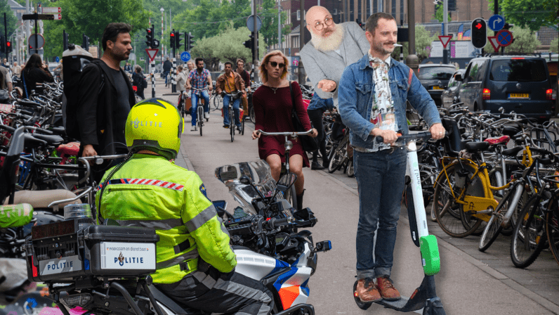 Dutch government confiscates illegal e-scooters — then sells them at auction