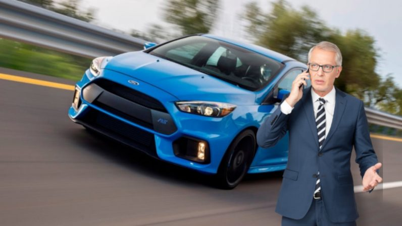 CO2 regulations hold up the crazy fast Ford Focus RS until 2022