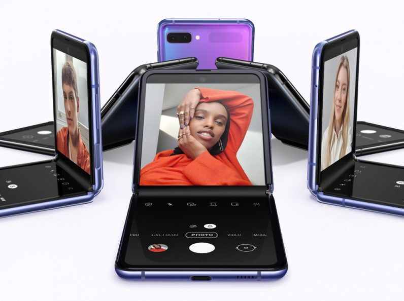 Samsung announces the clamshell Galaxy Z Flip, priced at $1,380