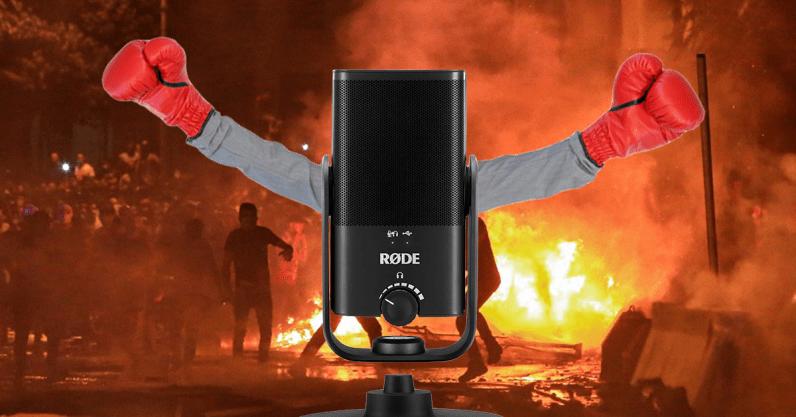 Rode's new NT-USB mini mic wants to dethrone Blue's Yeti