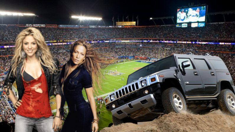 Forget Shakira and JLO, electric vehicles were this year's Super Bowl stars