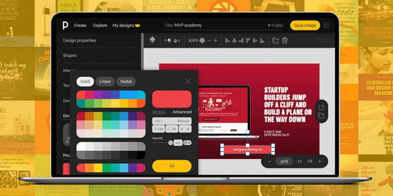 Adobe CC got your head spinning? Give PixTeller a try