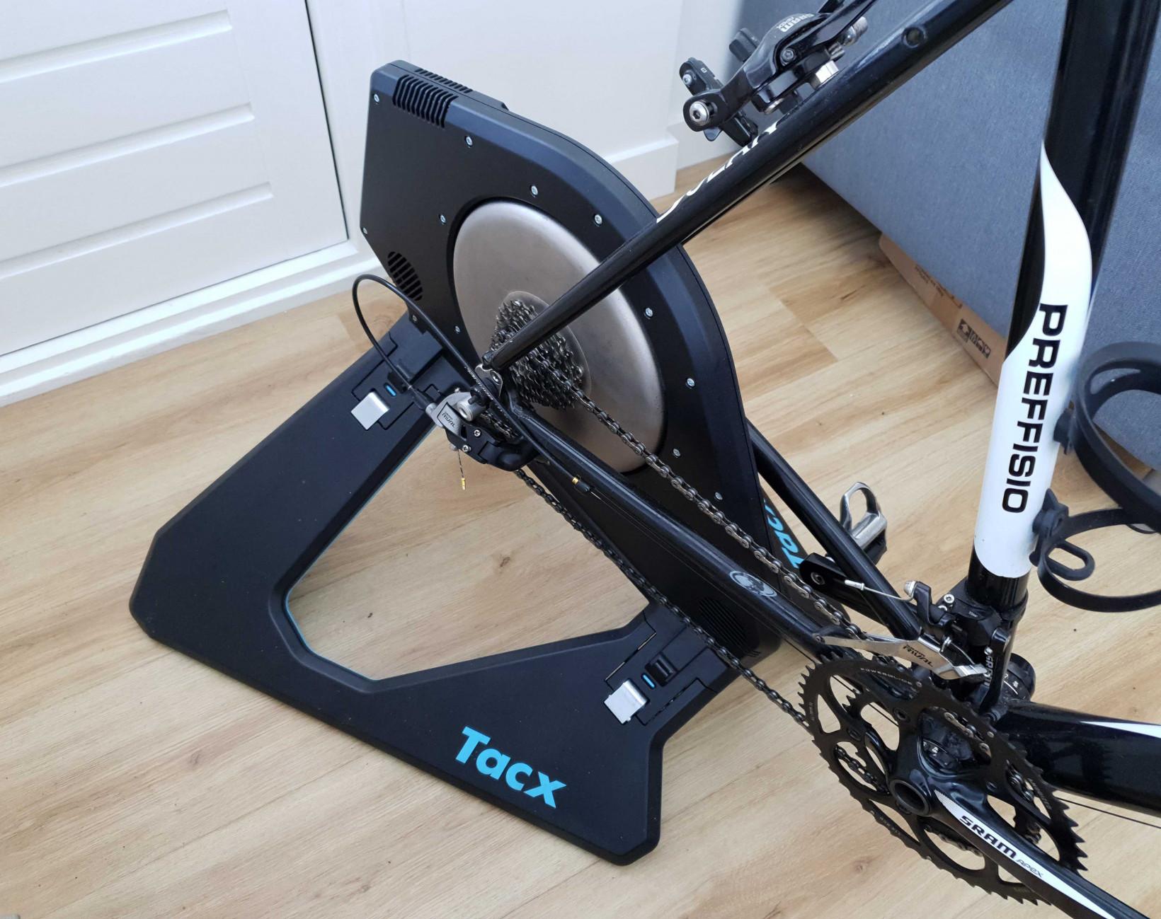 Tacx, Neo 2, trainer, smart, static, indoor